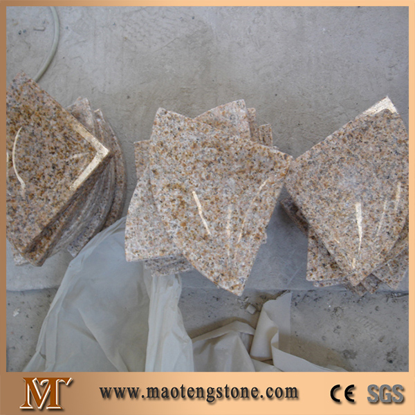 Piedra natural pulido de granito chino g682 jaboneras for Piedra de granito natural