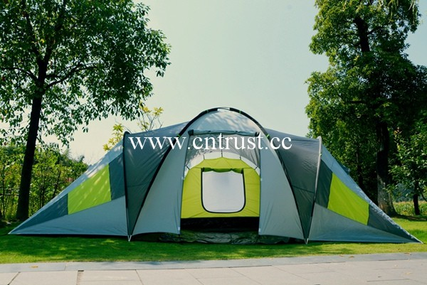 Ripstop nylon tent with 3000mm PU hydrostatic head for c&ing & Ripstop Nylon Tent With 3000mm Pu Hydrostatic Head For Camping ...