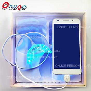 Blue Teeth Whitening Led Light For Home Use Teeth Whitening