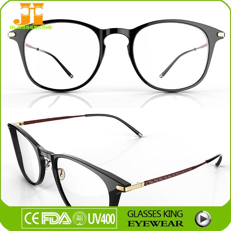 Vintage Eyewear Frame Shenzhen Optical Frames Retro Spectacles ...