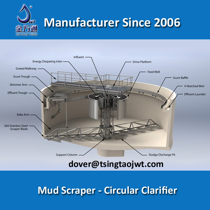 central drive waste water clarifier in waste water treatment buy central drive waste water. Black Bedroom Furniture Sets. Home Design Ideas