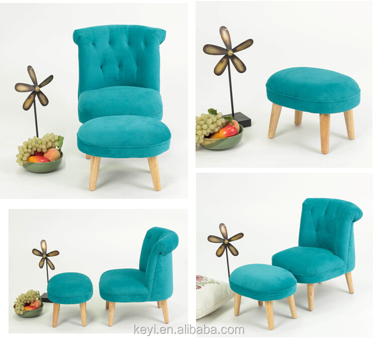 Baby S Room General Use Children Chair Set Kids And Footstool E106