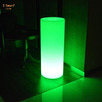 Glowing Led Cylinder Light Glow