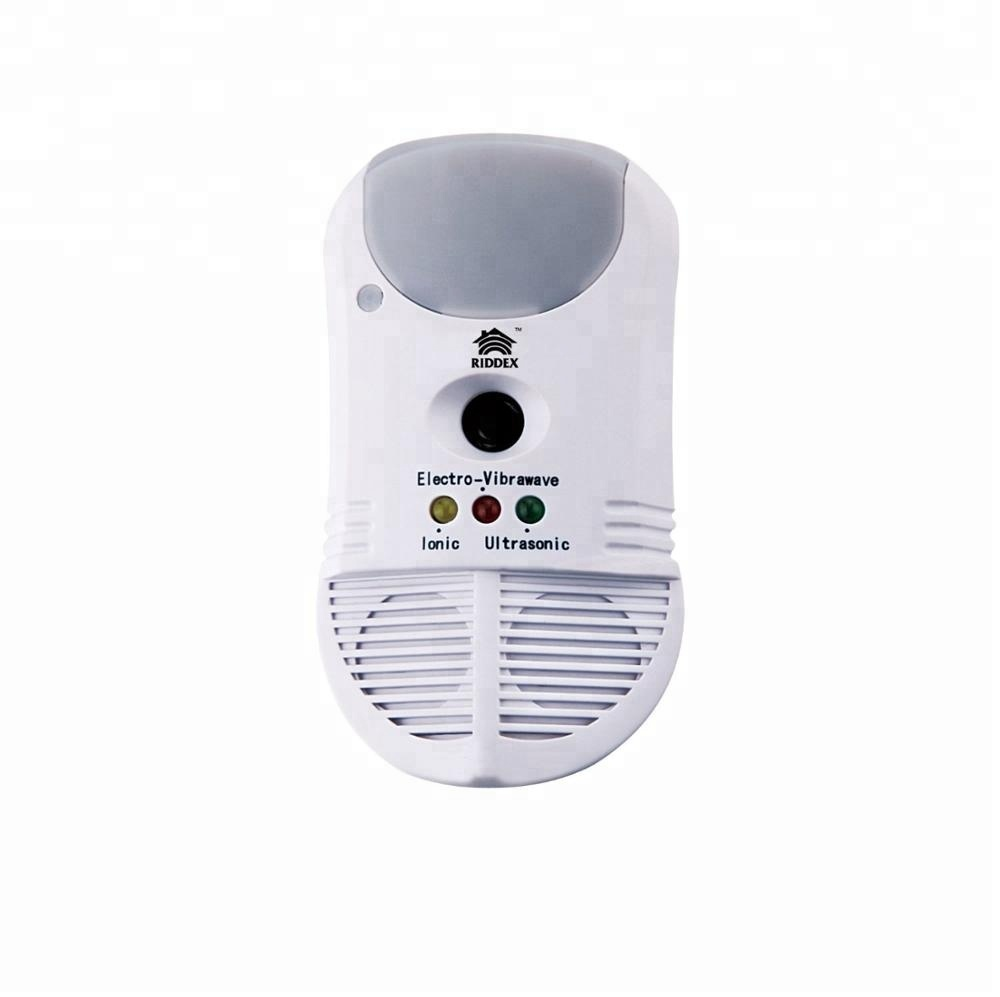 5 em 1 Ultrasonic pest repeller pest control night light multifuncional