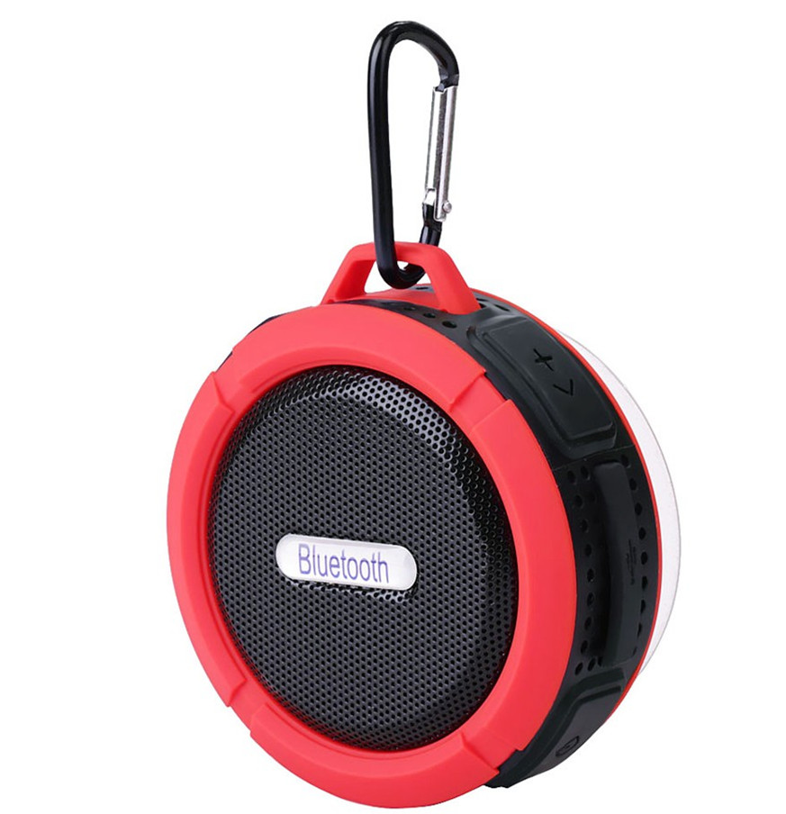2019 Hot Menjual Nirkabel Bluetooth Speaker Outdoor Tahan Air Speaker