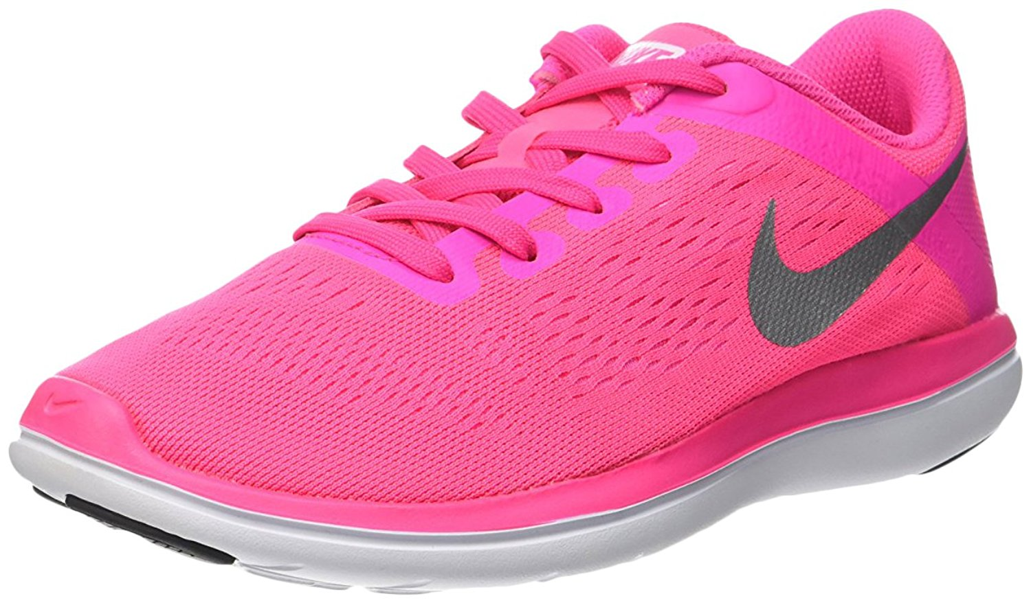 00d20efcb64f4 Get Quotations · Nike Kids Flex 2016 Rn (GS) Running Shoe