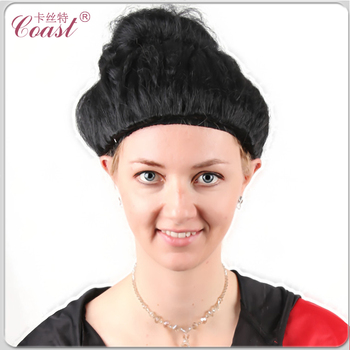 Japanese Women Black Synthetic Updo Hairstyles Wigs - Buy Updo Wig ...