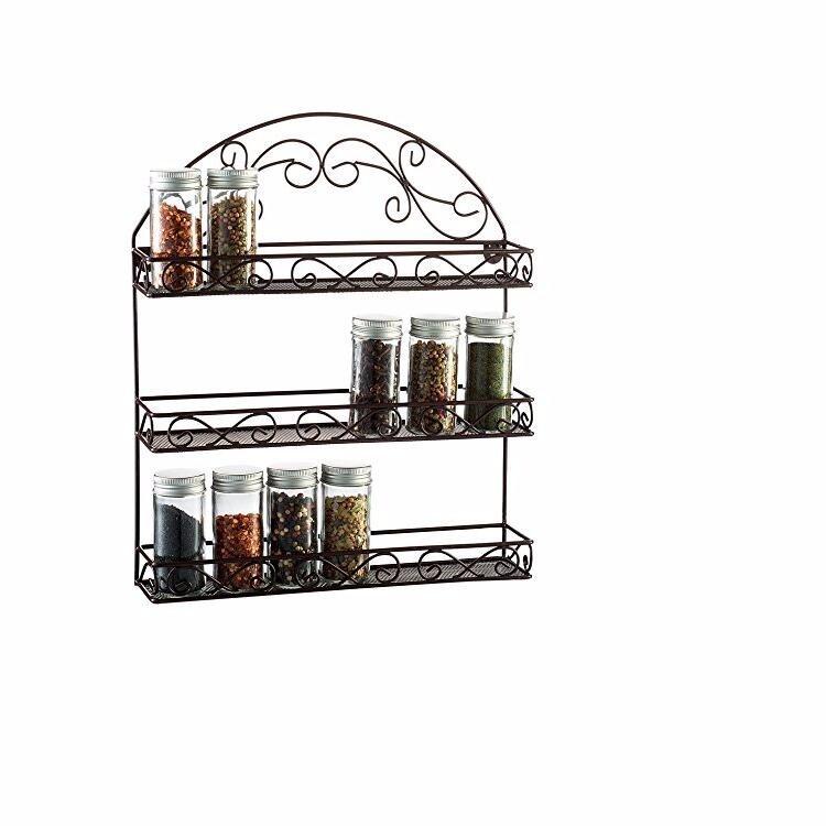 Küchenschrank Regal Wand Organisation 5 Tier Gewürz Rack - Buy ...