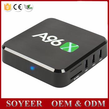 Soyeer 4k Mxiii Amlogic S905x Firmware A96x H 265 Hevc Android Tv Box - Buy  Amlogic S905x Firmware,A96x,H 265 Hevc Product on Alibaba com
