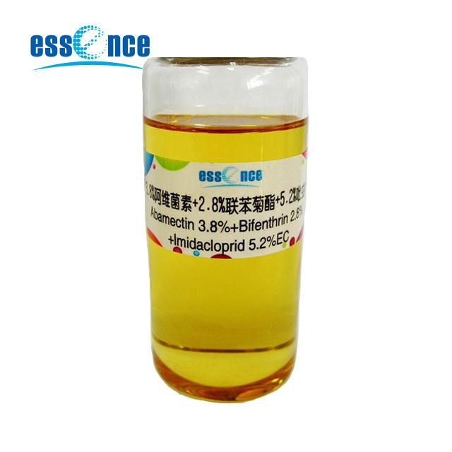 Imidacloprid 5 2% + Bifenthrin 2 8% + Abamectin 3 8% Ec - Buy Imidacloprid  + Bifenthrin + Abamectin 11 8% Ec,Imidacloprid + Bifenthrin + Abamectin