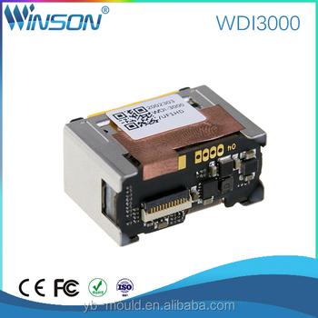 Micro Qr Pdf417 Usb Rs232 Rs485 Wan Oem 2d Wdi3000 Capture Encryption Cmos  Bar Code Reader Scanner Collect Decode Engine Module - Buy 2d Qr Pdf417 Oem