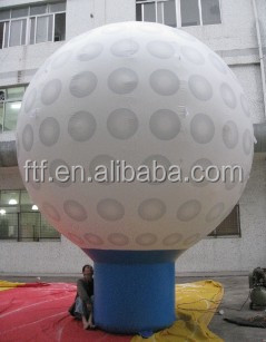 7m High Advertising Inflatable Ground Balloon for Sale