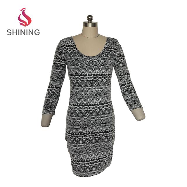 Promoción vestido de corte patrón, Compras online de vestido ...