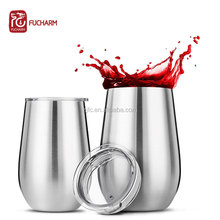 2017 Hot Sale Stainless Steel Small Wine Cup, Vacuum Tumbler, Water Bottle With Wide Mouth