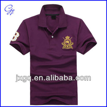 T shirt manufacturer wholesale custom logo polo shirts for Custom polo shirt manufacturers