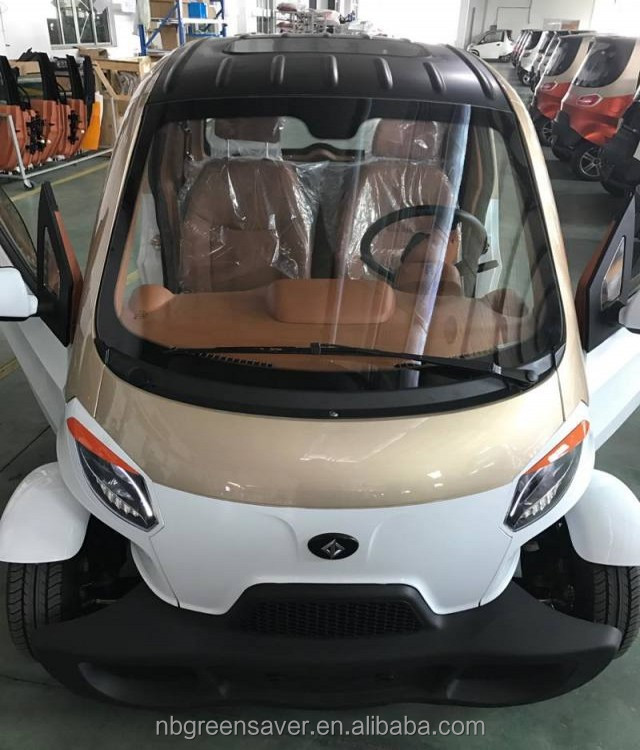 Popular Mini Smart 2 plazas coche eléctrico con L7e