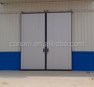 Automatic high-edn customized metal roll up windows