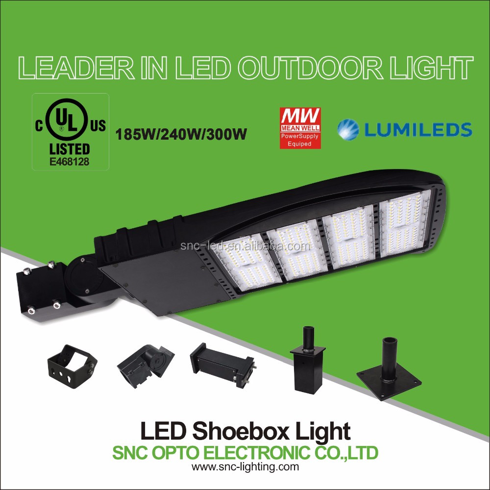 Snc 300 Watt Led Parking Lot Lights With Best Quality And Best ...
