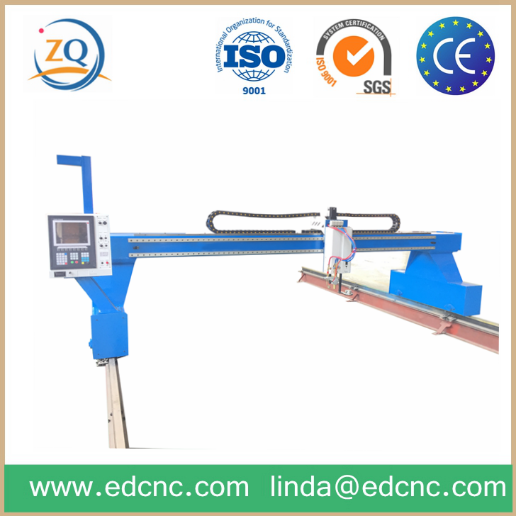 User - friendly High Quality Precision Plasma Cutting Machine with Anti - collision