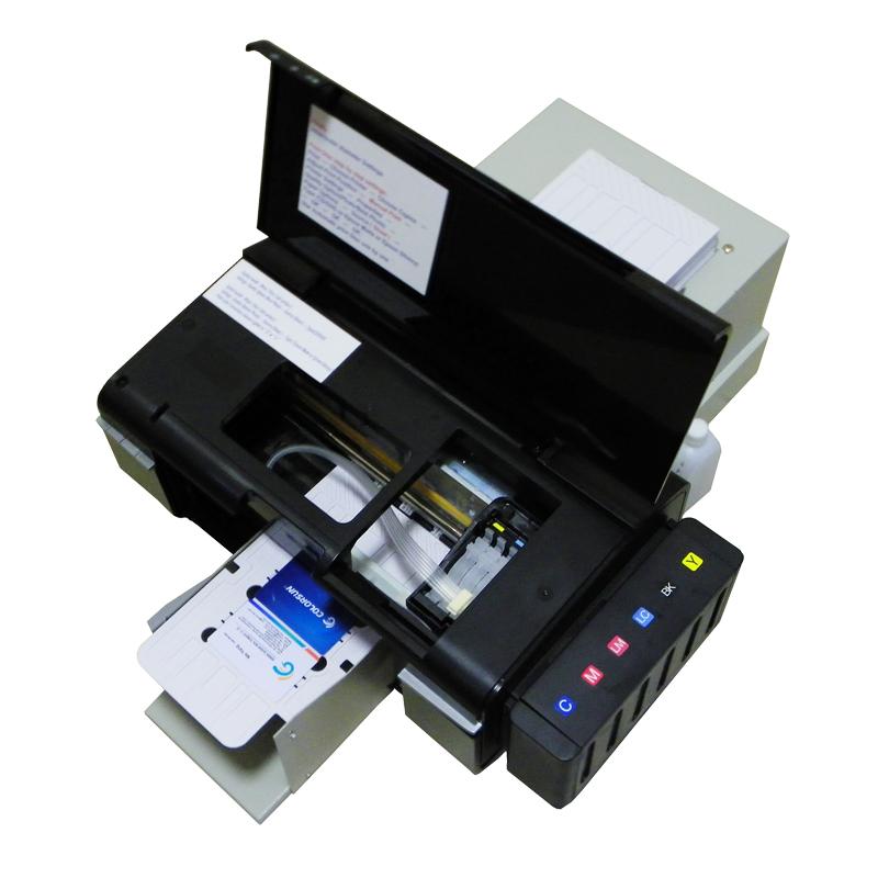 Automatic Cd Dvd & Pvc Card Printer / Cd Dvd Disk Making Machine Business Card Printer 50cs Cd Dvd Tray - Buy Pvc Printer,Auto Cd Dvd Pvc Card Printer ...