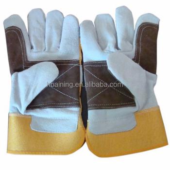 Great Welding Gloves / Rugged Wear Work Gloves