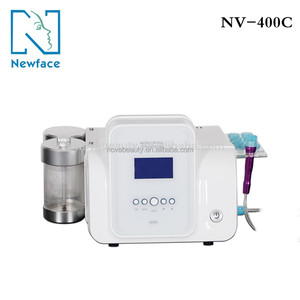 NV-400C blackhead removal suction diamond peel microdermabrasion tips