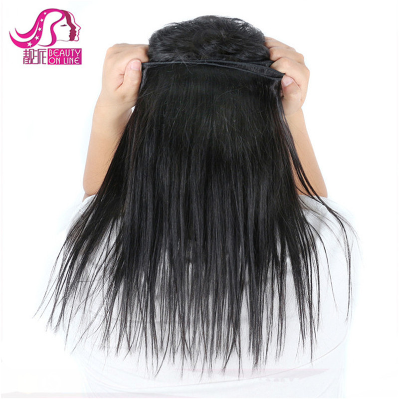 Remy Human Hair Extensions And Mesh Enclosure Remy Human Hair