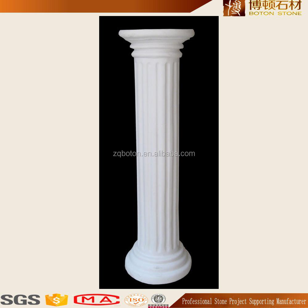 funcin slida columna redonda molde de mrmol porche slidos pilares romanos