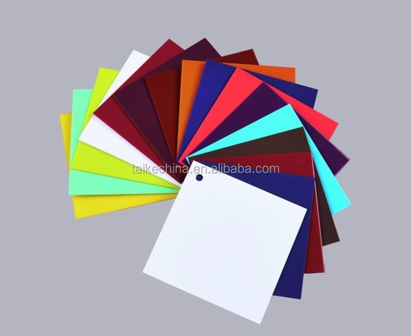 Customed Size PVC Plastic Sheet PVC Plastic Card Raw Material (PVC1205)