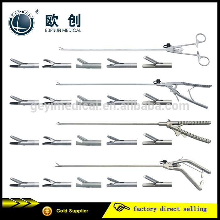 needle holder of different types