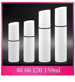 कस्टम 15 ml कॉस्मेटिक पैकेजिंग, स्पष्ट एबीएस क्रीम जार प्लास्टिक कॉस्मेटिक कंटेनर