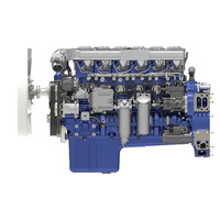 High Quality 6 cylinder WEICHAI Wp12 480E40 Diesel Engine