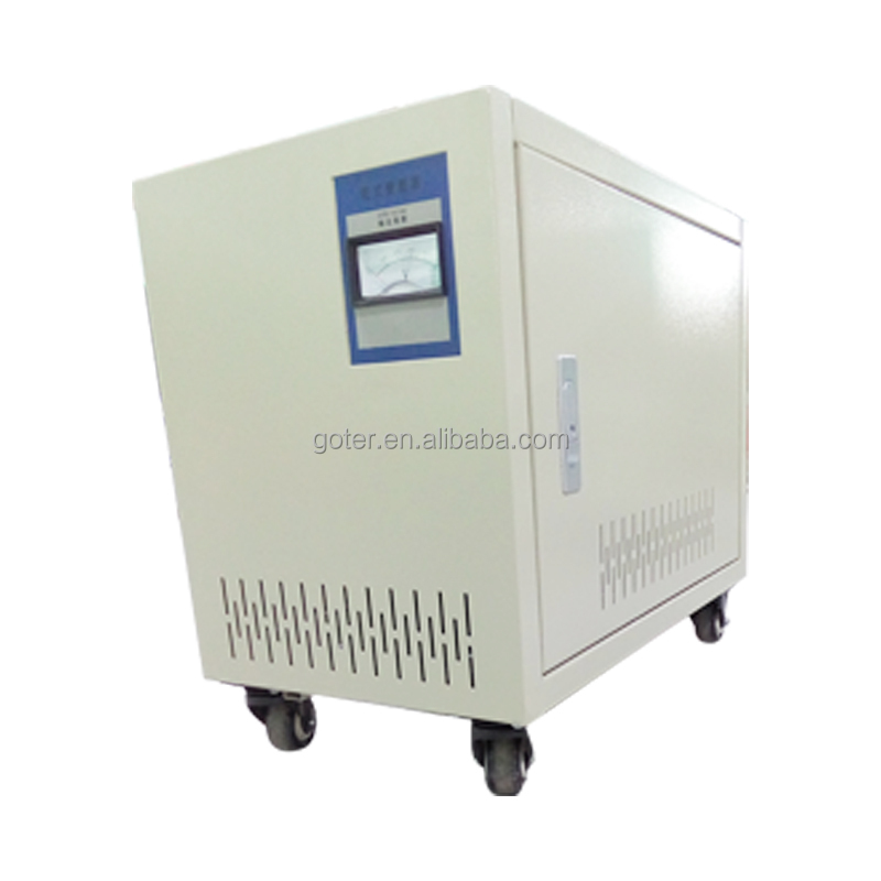 220V to 380V 3 Phase Low Power Loss Step up transformer for Electronic Process Equipment