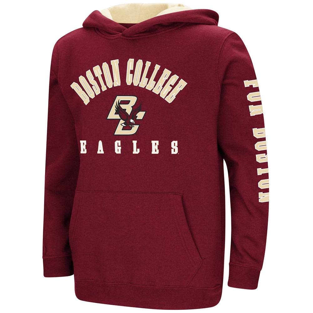 5b20e061414 Get Quotations · Youth Boston College Eagles Pull-Over Hoodie