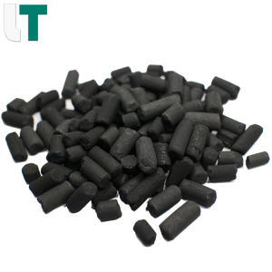 Columnar activated carbon new products, activated carbon regeneration, activated carbon as decolorizing agent