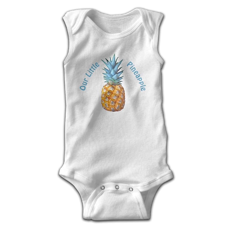 9cd6baf0dbbd Buy Hizhogqul Pi Pineapple Baby Sleeveless Romper Bodysuit Jumpsuit ...