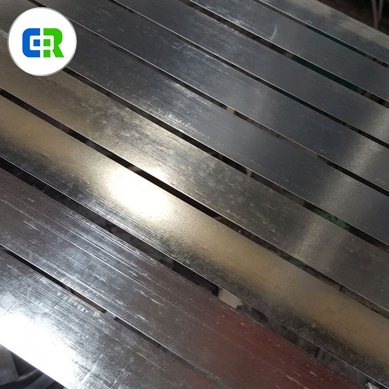 Abundant Stock Hot Rolled Galvanized Steel Strip