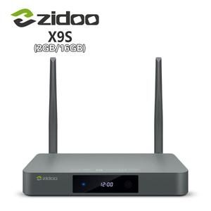 ZIDOO X9S Smart TV BOX Android 6 0 +OpenWRT(NAS) dual System Realtek  RTD1295 2GB 16GB 802 11ac WIFI BT4 0 1000M LAN Media Player
