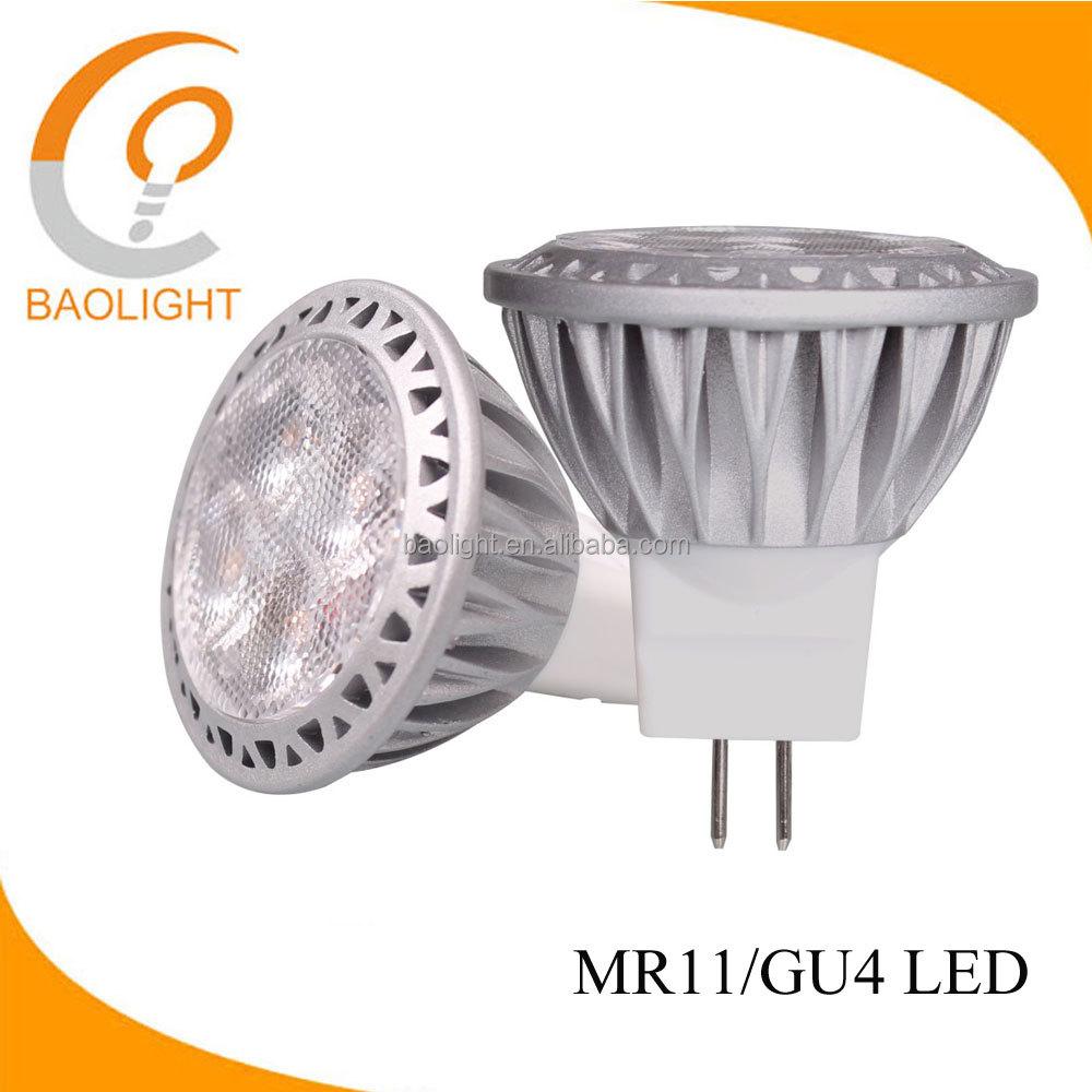 10 x MR11 10w Halogen Bulbs 12v 35mm Diameter Mini Downlights