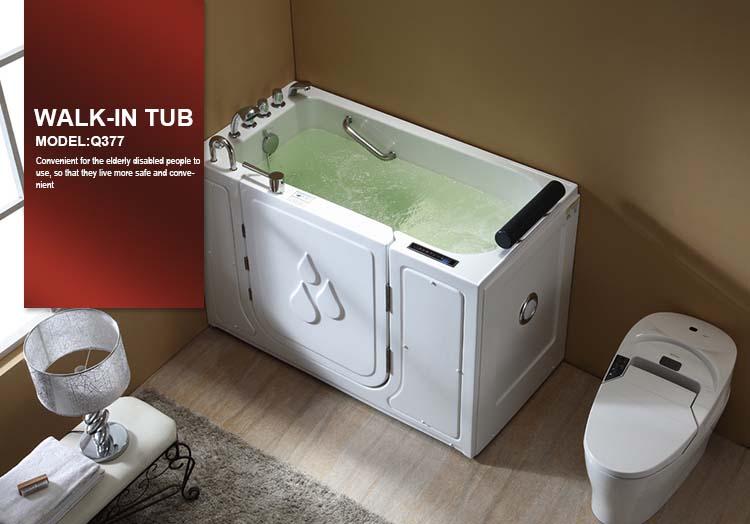 Inloopdouche Met Bad : Tips voor een kleine badkamer met bad van der meulen specialist