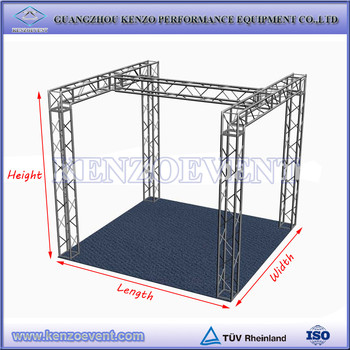 Aluminum Used Dj Booth Truss For Sale Buy Booth Truss Dj