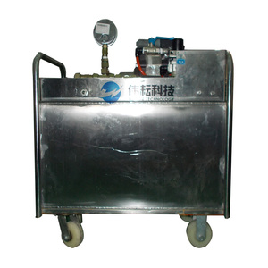 High Pressure Hydraulic Diesel Injection Pump Test Bench