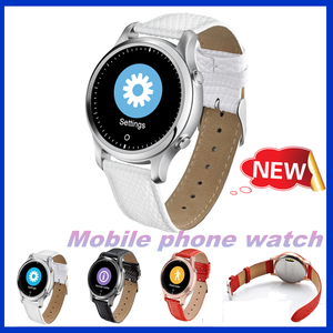 For Android Samsung Galaxy S5 S6 Edge Bluetooth Smart Watch /samrt watch For IOS iPhone 6S smartwatch