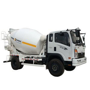5 m3 Concrete Transit Mixer on Truck , concrete transit mixer for sale