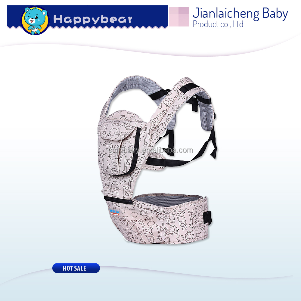 China Brand Baby Hip Seat Carrier Oxford Baby Sling Wrap Baby Carrier Bag