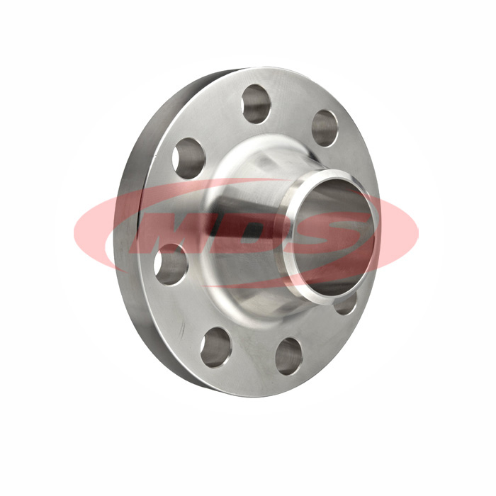 carbon steel rfwn raised face weld neck flange