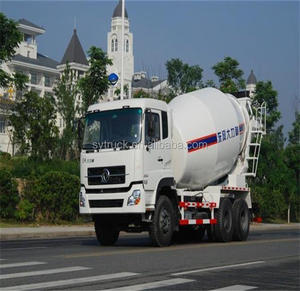 Dongfeng Cummins 375hp 8 cubic, 10 cubic and 12 cubic concrete mixer