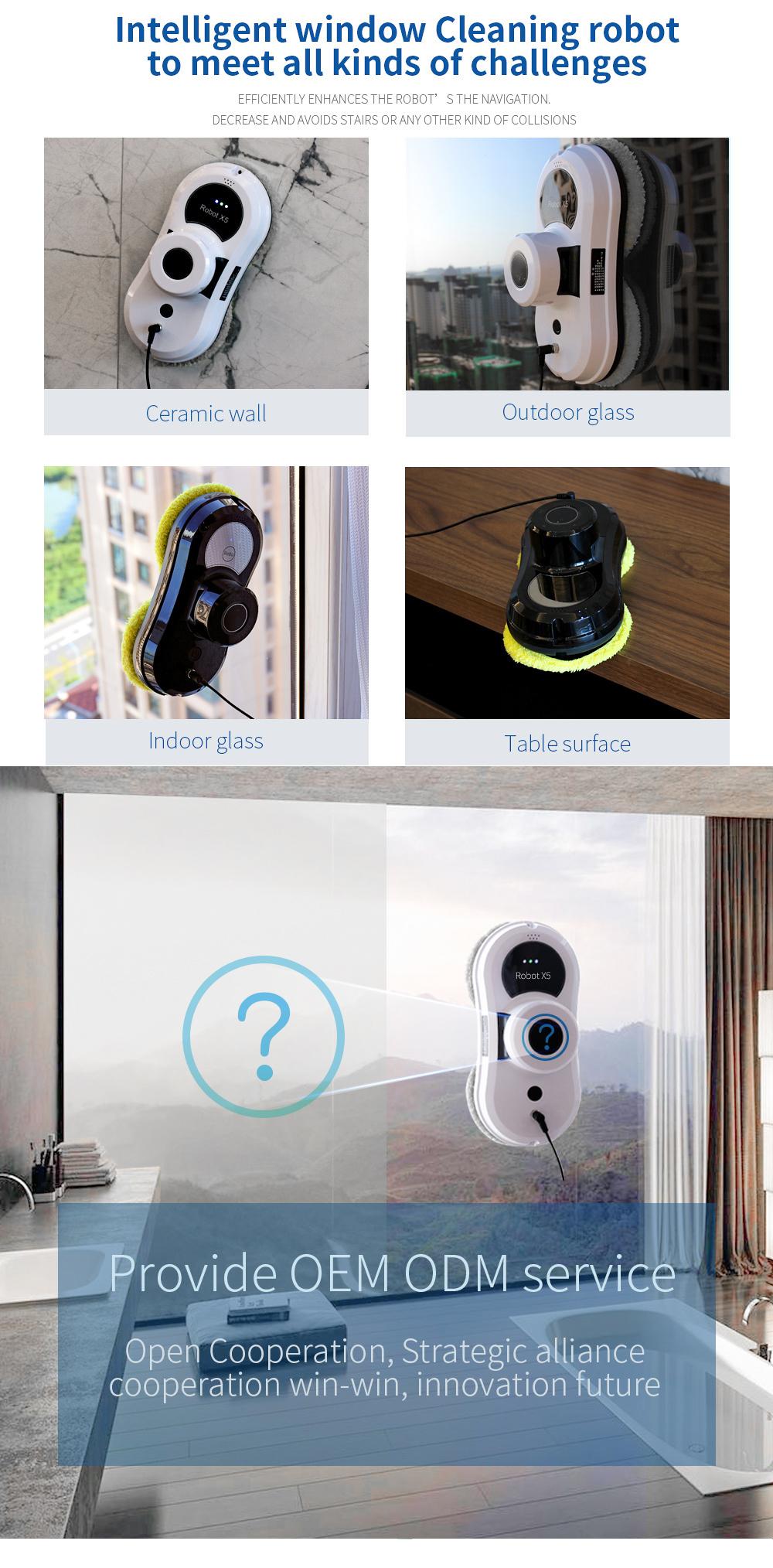 BOBOT Thủy Tinh sạch robot cửa sổ sạch cửa sổ làm sạch robot