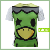 Ciao Value sublimation triblend t shirt for retailer
