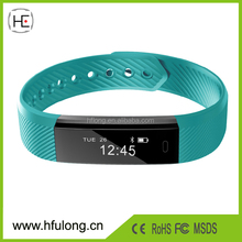 Bluetooth 4.0 Health Wristband Sport Fitness Tracker Sleep Monitor Smart Watch SW38